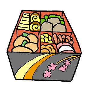 お正月におせち以外の料理で食事しますか?メニューは?