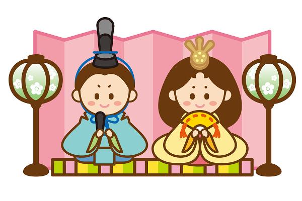 ひな祭り雛人形の並べ方 お雛様は左右どっちでどこに飾る?