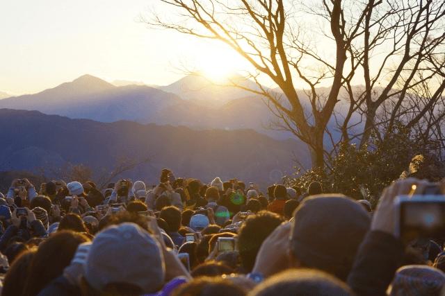 富士山登山の服装 7月に最適なズボンは?女性は下着にもご注意です