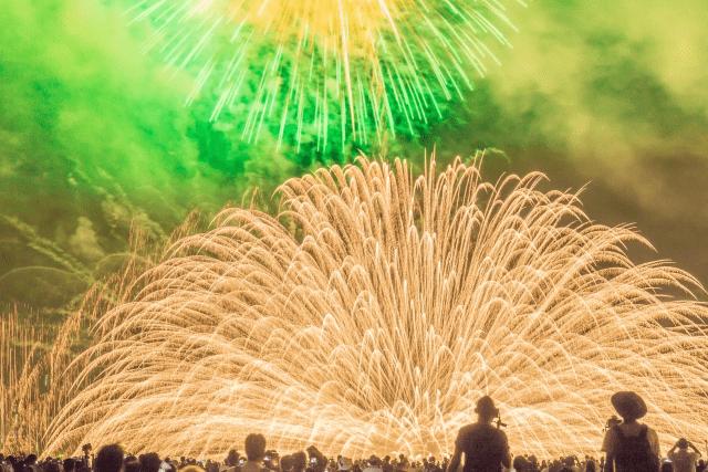 宮島水中花火大会の混雑は地元に大迷惑なほど!?混み具合を報告!