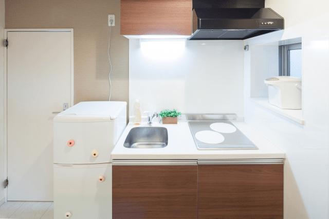 一人暮らしのキッチン収納術 100均を活用して狭い空間をおしゃれに!